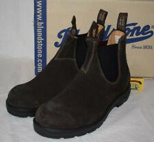 Blundstone 557 Chelsea Boots UK8 AU8 EU42 Brown Suede Series 550 Lightweight