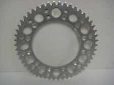 RENTHAL ALUMINUM 50 TOOTH REAR DRIVE SPROCKET FOR 1984-1998 YAMAHA YZ125 OFFROAD