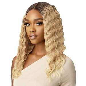 OUTRE SYNTHETIC HD LACE FRONT WIG - LUCY
