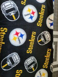 Steelers Fleece Throw