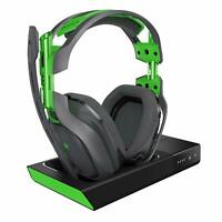Astro Gaming A50 Wireless Headset + Base Station for Xbox One & PC (Black/Green)