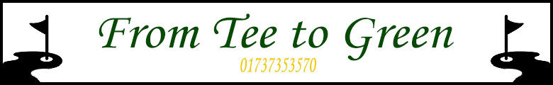 From Tee to Green Golf Retailers