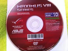 ASUS MAXIMUS VIII EXTREME  Motherboard Drivers Installation Disk,Original One