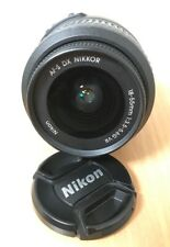 Nikon Nikkor AF-S 18-55mm f/3.5-5.6 G VR DX Lens  AFS AF-S Exc++ From Japan