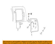 GM OEM Side Glass-Latch Pin 12338111