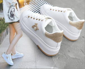 UK LADIES WOMENS GLITTER SNEAKERS SPARKLE TRAINERS LACE UP PLIMSOLL PUMPS SHOES