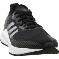 adidas Solar Blaze  Casual Running  Shoes - Black - Mens