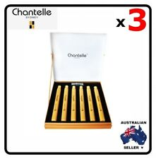 3 x Chantelle Sydney Facial Mask In Gift Box 6 units Made in Australia