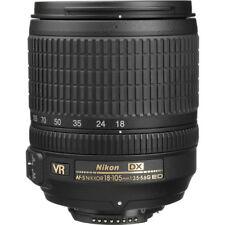 Obiettivi zoom Apertura massima F/3.5 Lunghezza focale 18-105mm per fotografia e video