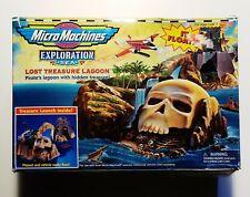 Micro Machines: Exploration Sea - Lost Treasure Lagoon (Galoob, 1997) in Box