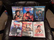 Jackie Chan Collection 6 DVD Rumble In The Bronx & Hong Kong/Rush Hour 2&3/ More