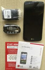 """TRACFONE LG Premier LTE Android 4G LTE Smartphone 5.3"""" HD Touchscreen / Wi-Fi"""