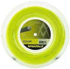 VOLKL CYCLONE TENNIS STRING - 1.30MM 16G - 200M REEL - YELLOW - RRP £120