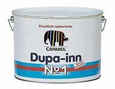 Dupa-inn Caparol pittura opaca per interni antimacchia lt 5