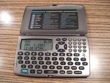 Taschenrechner Datenbank Tevion MD 4125 . Batterie neu . Abhörsicher