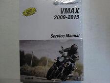 2009 2010 YAMAHA VMX1700 V-MAX MOTORCYCLE Owners Service Shop Repair Manual NEW