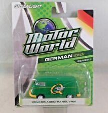 Greenlight Motor World German Volkswagen Panel Van Quaker State NIP Series 9