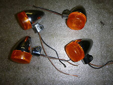 Set Chopper Indicator Accessories Set Of Turn Signals Chopper