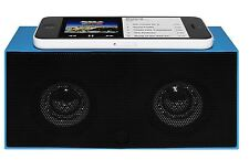 Touch Speaker Pro Smartphone iPhone MP3 ALTOPARLANTE WIRELESS NFC-blu pollice alzato