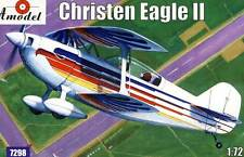 Amodel-cristianos eagle ii incl. Decals modelo-kit 1:72 nuevo biplano Kit