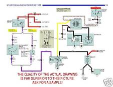 1969 69 camaro handy troubleshooting help with full color wiring diagrams  camero