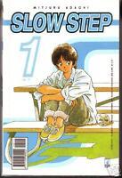 SLOW STEP di MITSURU ADACHI - SERIE COMPLETA 1, 2, 3, 4, 5, 6, 7 - NUOVO