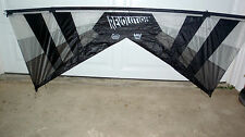 Revolution CUSTOM B Series Quad Line Kite - Grey Fade
