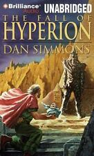 Hyperion Cantos: The Fall of Hyperion 2 by Dan Simmons (2014, MP3 CD,...