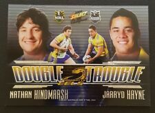 2009 NRL Select Eels Hindmarsh and Hayne Double Trouble