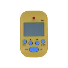 MEIDEAL M50 METRONOMO ELETTRONICO DIGITALE A C PINZA GIALLO M1W1