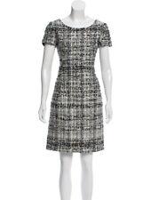 EUC Oscar de la Renta Metallic Tweed Dress - US 6, AU 10