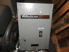 American 30 HP Rotary Phase Converter