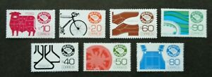 Mexico Definitive Exports 1988 Bicycle Shoe Cow Costume Chemical (stamp) MNH