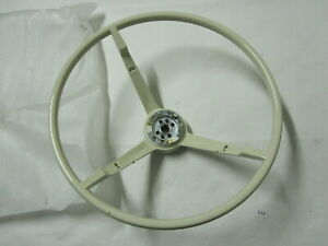 """Steering Wheel 15-7/8""""For 1965-1973 Ford Mustang  READ REAR"""
