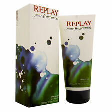 Replay Replay Your Fragrance (Your Fragrance) Shower Gel Men Shower Gel 200ml
