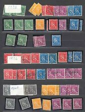 FINLAND 2 PAGES COLLECTION LOT 1932+ OG H-NH M/M-U/M CANCELS $$$$$$$