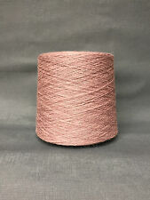 QUALITY YARN CONE 2 PLY 56% / 44% LINEN / COTTON LURGAN COLOUR 1000g 20 BALLS