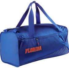 NIKE Florida Gators Vapor Air Max Duffel Bag 3174 CU IN