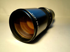 Carl Zeiss Jena Prakticar (Sonnar) MC 4/300mm  TOP Condition LIKE NEW  4.0 300