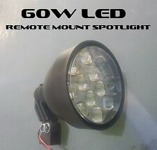 60w CREE LED 150mm Remote Roof Mount Spotlight, Hunting - 5400 Lumens