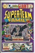 Super-Team Family #4 - Justice Society vs. Solomon Grundy - DC Giant - FN 6.0