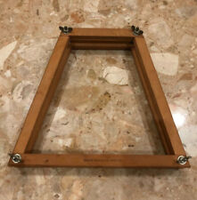 Vintage Sears Roebuck And Co. Wooden Tennis Racquet Holder/ Press