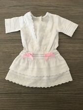 "American Girl 18"" Doll Retired Rebecca Lace Dress Outfit DRESS ONLY"