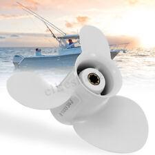 9 1/4 x 9 3/4 Aluminum Propeller For Yamaha Outboard 9.9-15HP 683-45952-00-EL