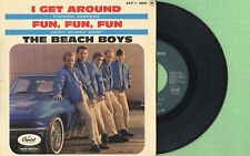 THE BEACH BOYS / I Get Around / CAPITOL EAP 1-20620 Pressing France 1964 EP VG