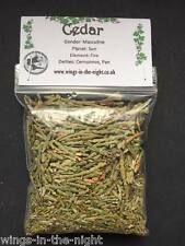 CEDAR Dried Magical Herb ~ Healing/Purification/Protection ~ Pagan/Witchcraft