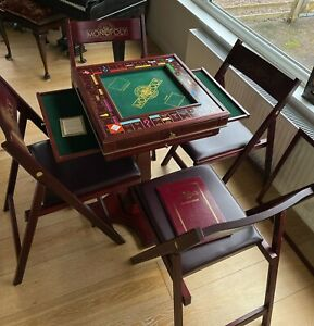 Franklin Mint Deluxe Monopoly - Collectors Edition 1991