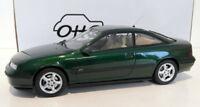 Otto 1/18 Scale resin - OT651 Opel Calibra Turbo 4x4 Metallic green (Vauxhall)