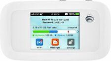 ZTE Velocity MF923 4G LTE WiFi Mobile Hotspot GSM AT&T Unlocked (White)