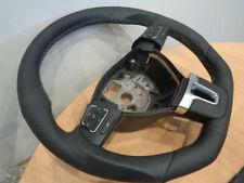 VW Passat DSG 3C CC Golf 6 T5 Sharan Lederlenkrad R Line Abgeflacht Steering